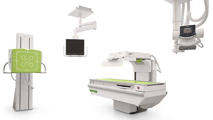 Fluoroscopy equipment, ProxiDiagnost