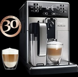 Machines espresso super automatiques Saeco