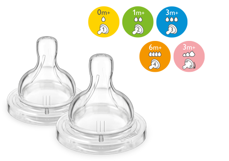 Philips Avent Anti-colic-Sauger