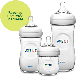 Philips Avent Biberons Natural