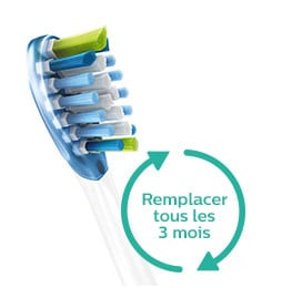 Philips, Sonicare, AdaptiveClean, Brush, heads