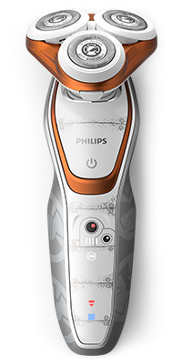 SW5700 Shaver front mobile