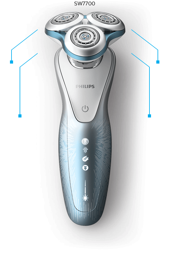 Light Side Shaver-SW7700