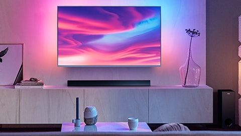 Philips Soundbar mit Dolby Atmos