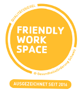friendly work space 2016