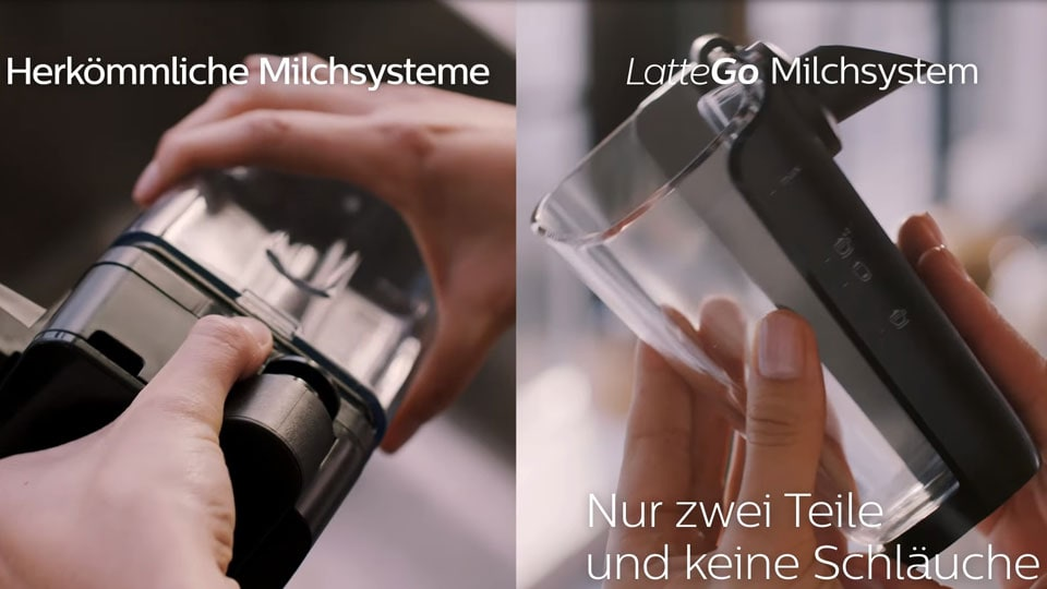 Philips LatteGo