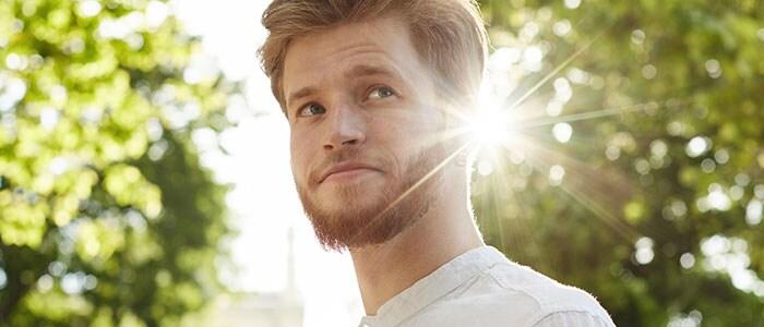 Bart ohne mit bart Discover ohne