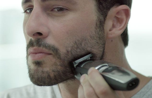 Stoppeln rasieren und 3-Tage-Bart-Pflege | Philips