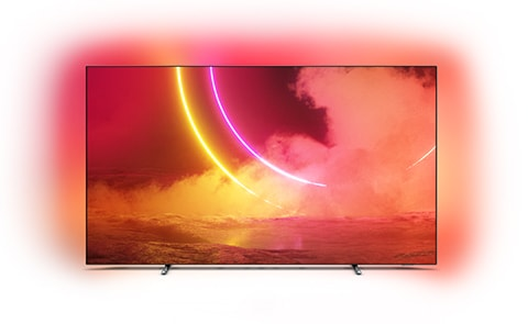 Philips OLED805 4K UHD-Android-Smart TV