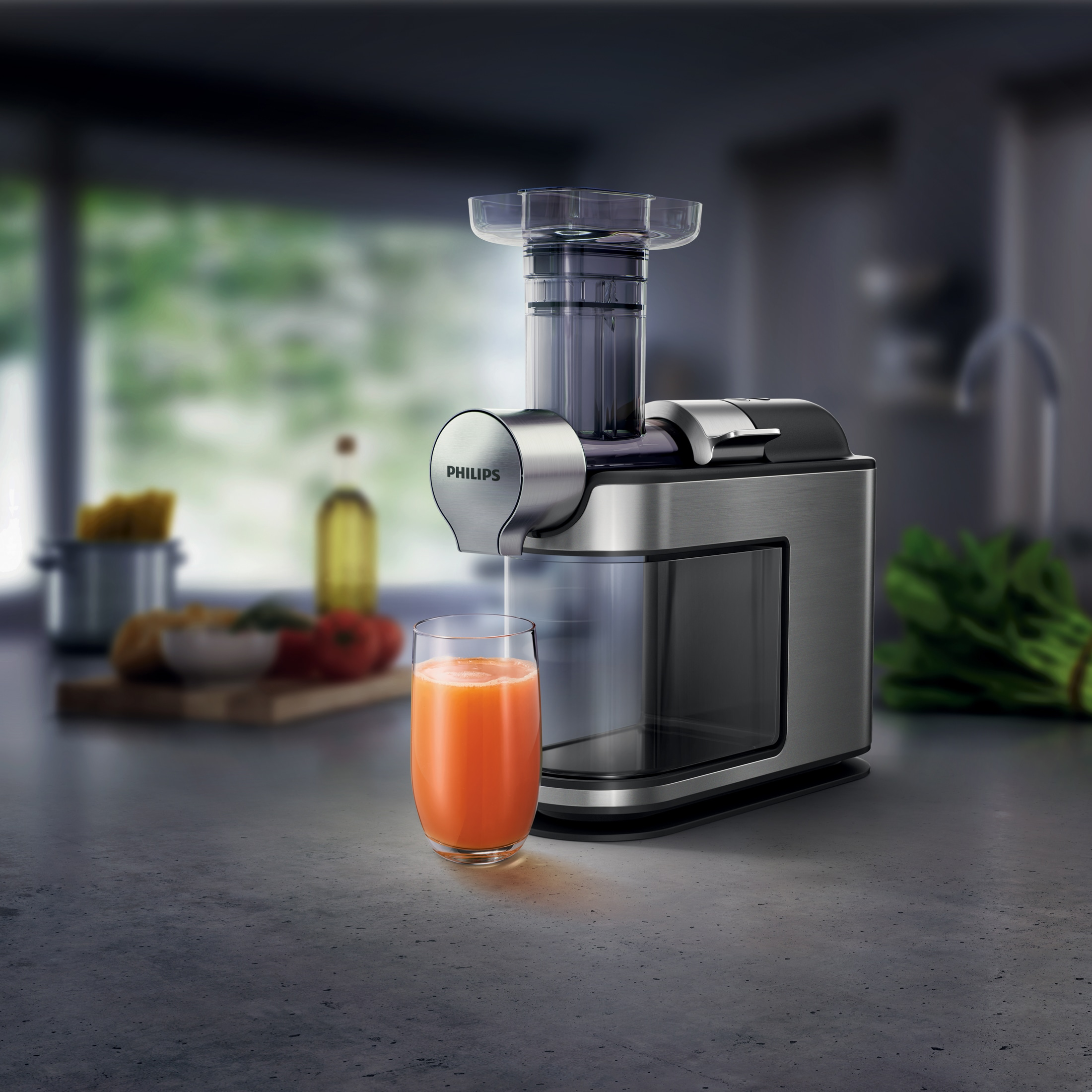 Philips Avance Slow Juicer - News center Philips